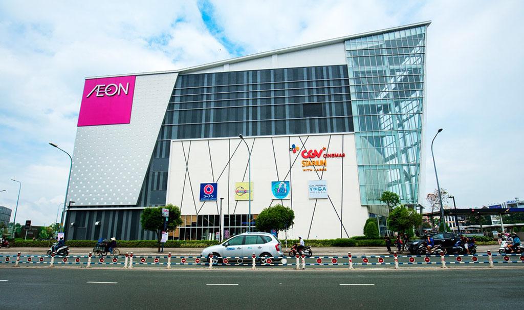 Aeon mall binh tan asahi tower