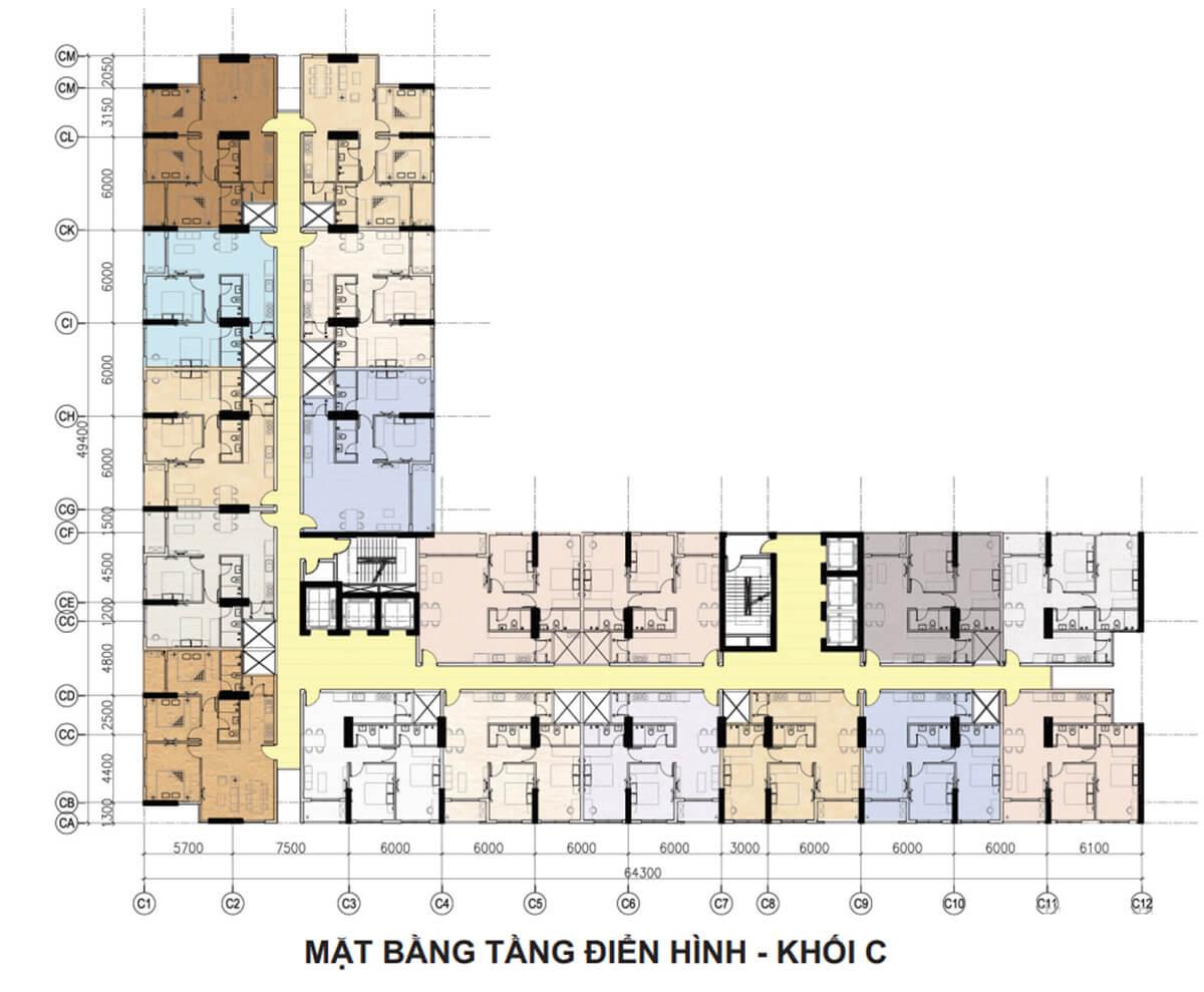 Mat bang can ho asahi tower -8